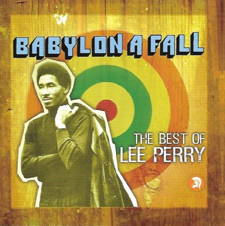Lee Perry - Babylon A Fall: The Best Of Lee Perry (Trojan) 2xCD